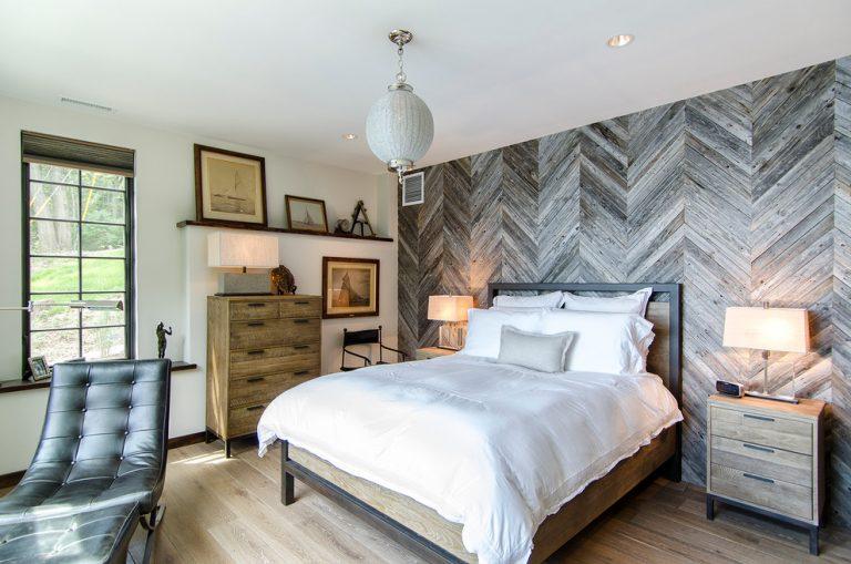 интерьер спальня в стиле boho