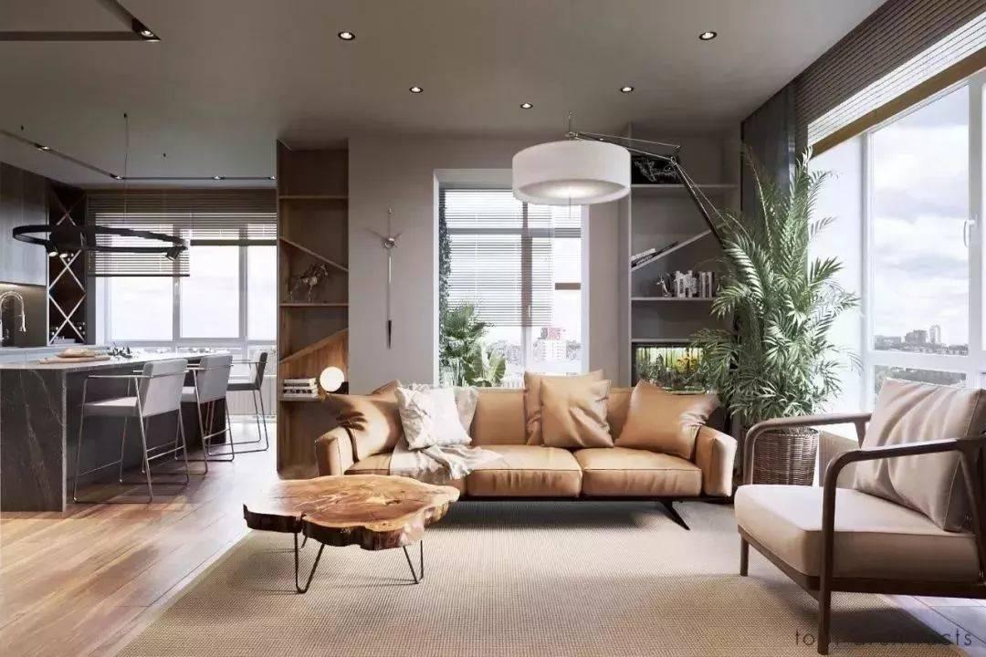 Стильная квартира дизайн