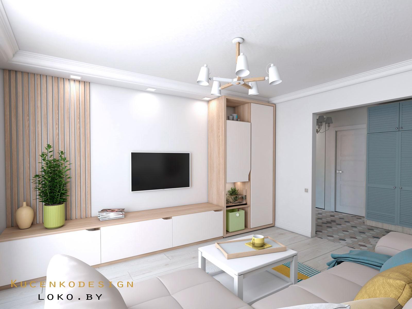интерьер гостиная квартира