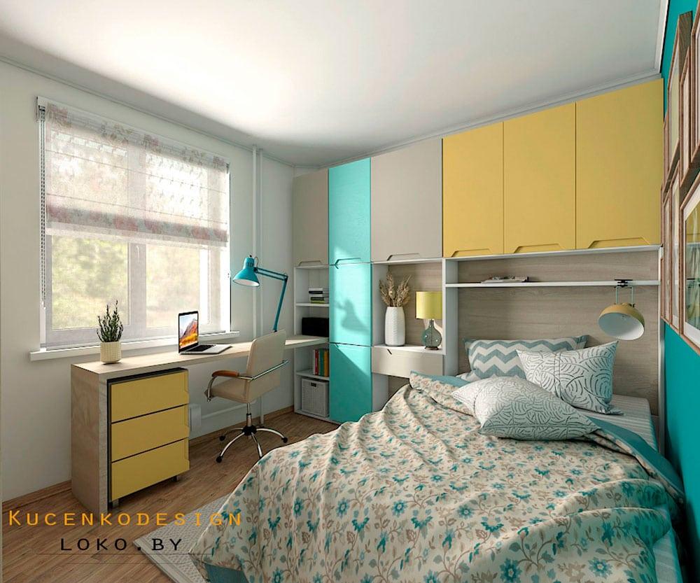 дизайн-жилой-комнаты